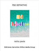 ratita paola - FBO DEFINITIVO