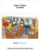 Elisa Pecorini - Hotel Stilton5 stelle!