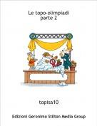 topisa10 - Le topo-olimpiadiparte 2