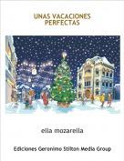 ella mozarella - UNAS VACACIONES PERFECTAS