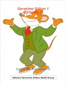topgadDy Formaggino - Geronimo Stilton 1