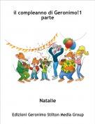 Natalie - il compleanno di Geronimo!1 parte