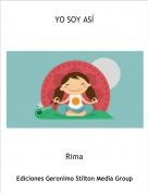 Rima - YO SOY ASÍ