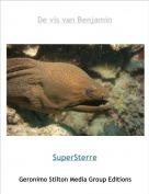 SuperSterre - De vis van Benjamin