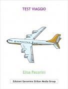 Elisa Pecorini - TEST VIAGGIO