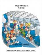 Ratoncito 2003121 - ¡Nos vamos a China!