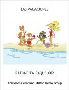 RATONCITA RAQUEL002 - LAS VACACIONES