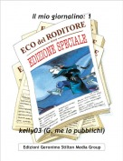 kelly03 (G, me lo pubblichi) - Il mio giornalino: 1