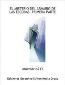 maxmario213 - EL MISTERIO DEL ARMARIO DE LAS ESCOBAS. PRIMERA PARTE