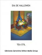 TEA STIL - DIA DE HALLOWEN