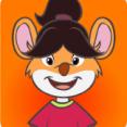 salut la souris
