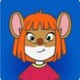 bequinhas ratinha