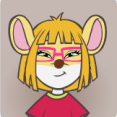 Rohsya The Literaty Mouse